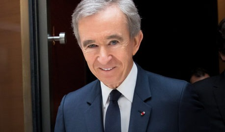 Bernard Arnault. A life in luxury