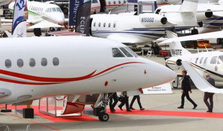 EBACE 2018, todo lo que necesita saber sobre jets privados. Ginebra (Suiza)