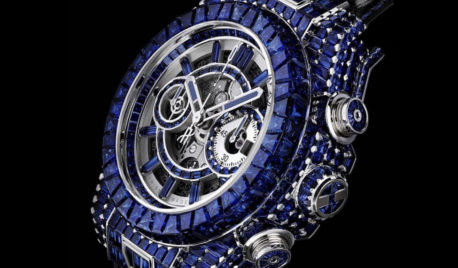 Hublot and the Unico Haute Joaillerie Collection