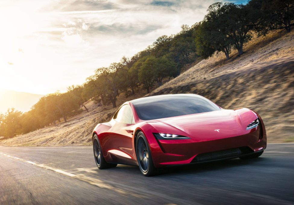 Tesla Roadster, the quickest car in the world is also electric_1