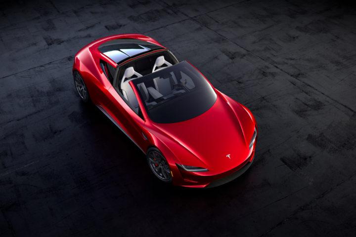 Tesla Roadster, el coche más rápido del mundo también es eléctrico