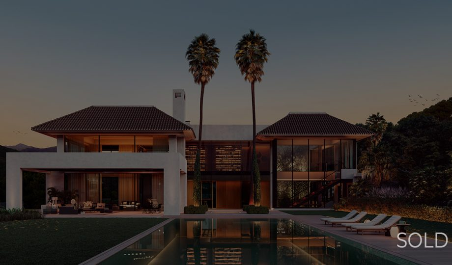 The Eagle Villa