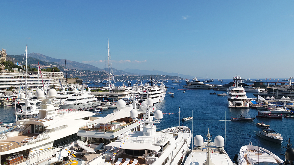2018 Monaco Yacht Show, what to expect at this year's event