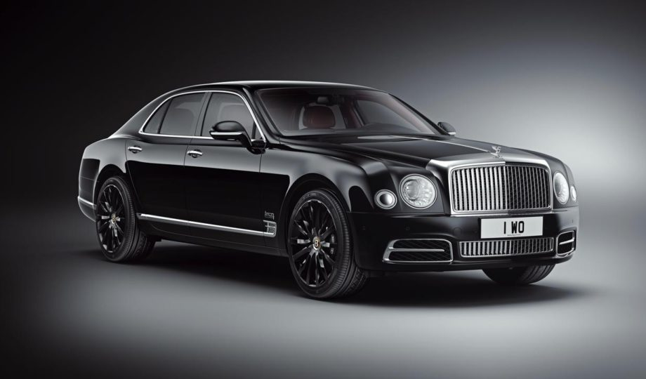 Bentley celebra un aniversario memorable con Mulsanne WO Edition by Mulliner