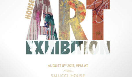Zagaleta House Art Exhibition – Salucci House