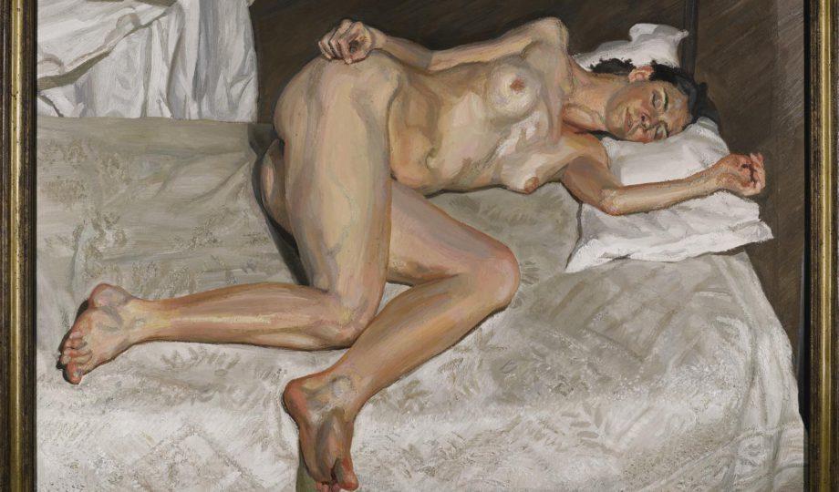 Lucian Freud vende por 29.8 millones de $ marcando un nuevo récord en Sotheby's London