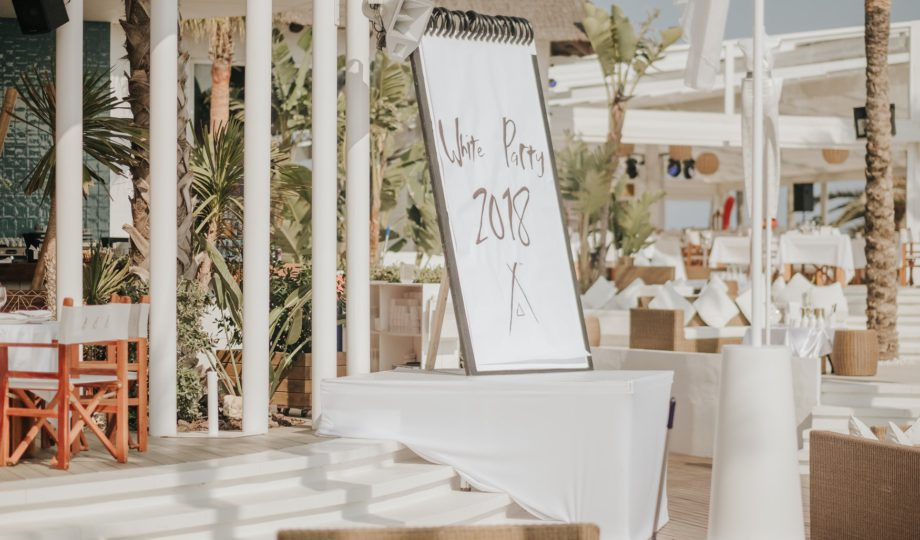 Nikki Beach Marbella will host its signature white party inspired in the fashion world