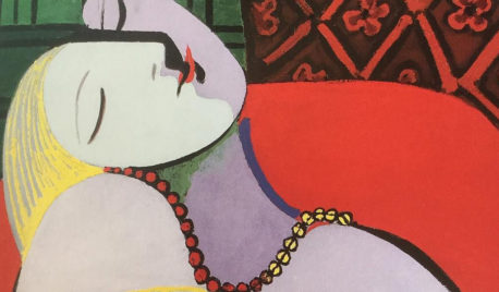 Pablo Picasso's first ever solo exhibition at the Tate Modern