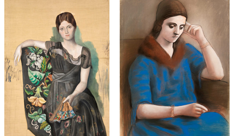 Museo Picasso Malaga will present Picasso's first wife Olga Khokhlova and her story