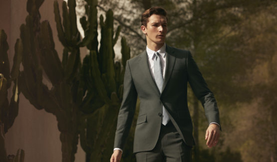 Gieves & Hawkes embarks on an exploration for their latest Spring/Summer collection