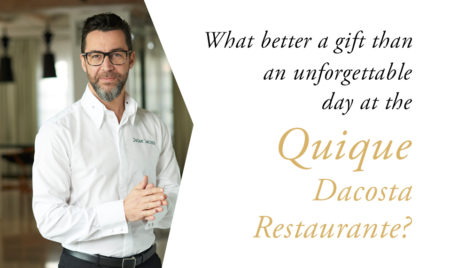Quique Dacosta opens his first restaurant in London