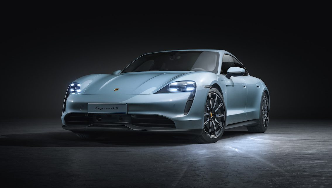 Porsche Taycan 4S propels electric car technology