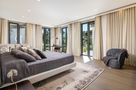 Z'Unica bedroom